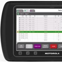 Motorola Tablet Computer