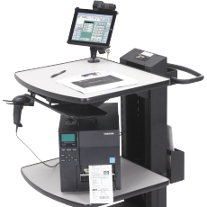 Mobile Cart: Powered, Non-Powered, Medical, Point of Care, Newcastle Systems
