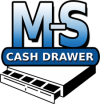 M-S Cash Drawer Cash Drawer