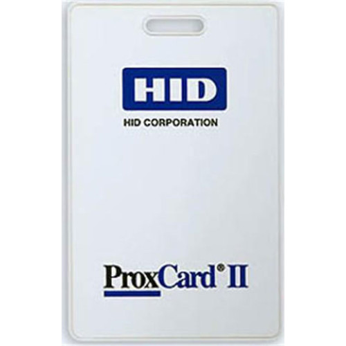 1324GBN22 - HID 1324 Adhesive Label Plastic ID Card