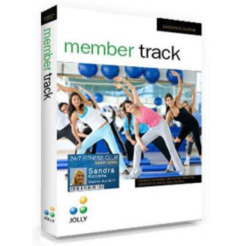 Jolly Member Track ID Card Software