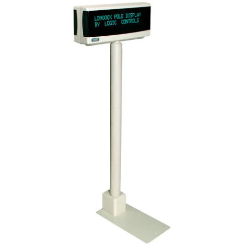 LD9200UP-GY - Logic Controls LD9200 Customer & Pole Display