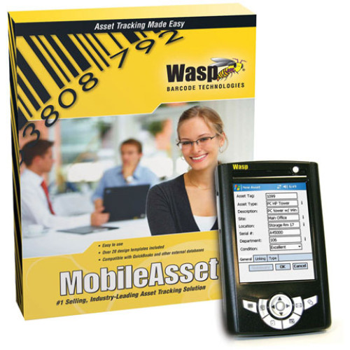 633808391010 - Wasp MobileAsset Enterprise Kit Asset Tracking Software