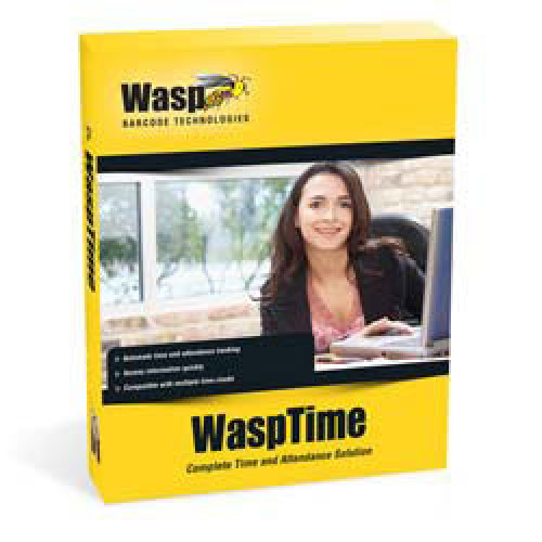 Wasp WaspTime Time Tracking Software