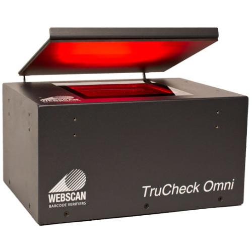 Webscan TruCheck Omni Barcode Verifier