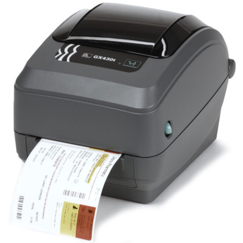 GX43-102812-000 - Zebra GX430t Bar code Printer