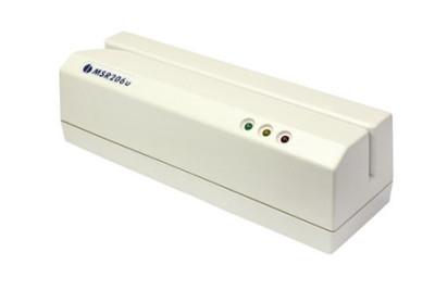 UIC MSR206U Magnetic Stripe Credit Card Reader