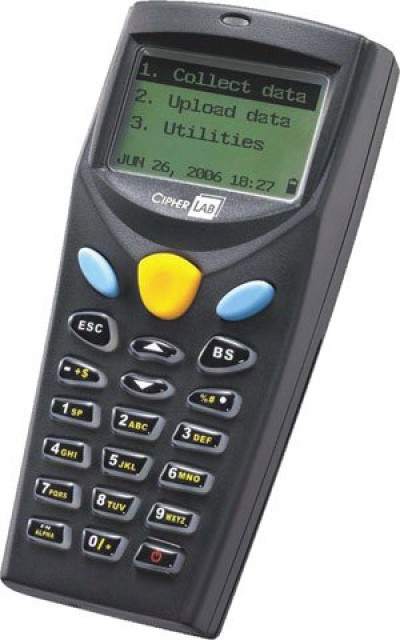 CipherLab 8000 Series Handheld Mobile Computer