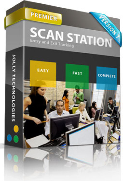 Jolly Scan Station School Tracking Software