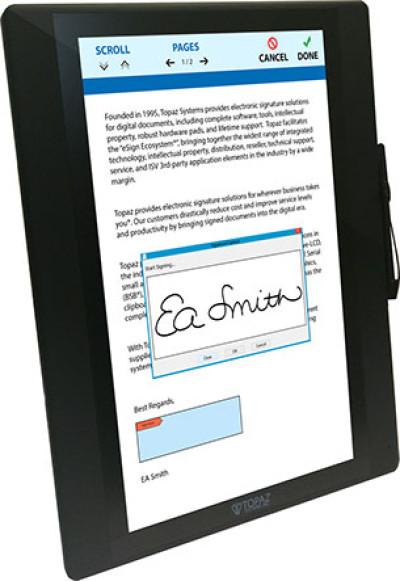 Topaz GemView 16 Tablet Computer