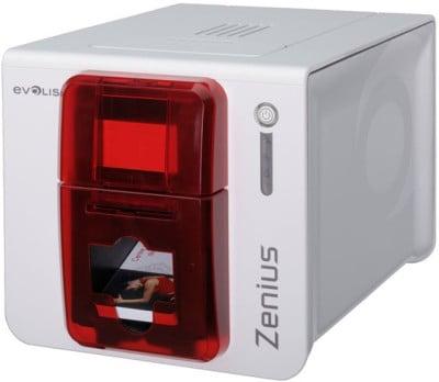 Evolis Zenius Plastic ID Card Printer