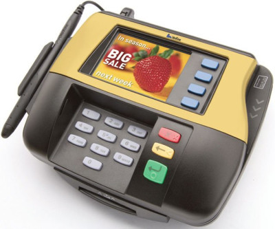 VeriFone MX850 Payment Terminal