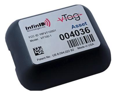 InfinID V-Tag INF-VT100-A6 RFID Tag