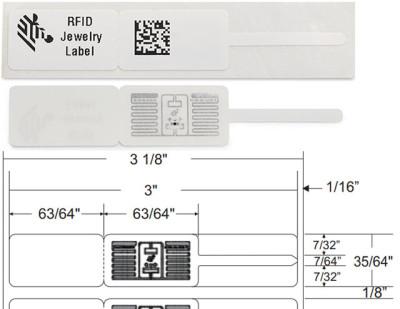 Zebra ZD500R RFID Label