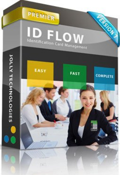 Jolly ID Flow School Tracking Software