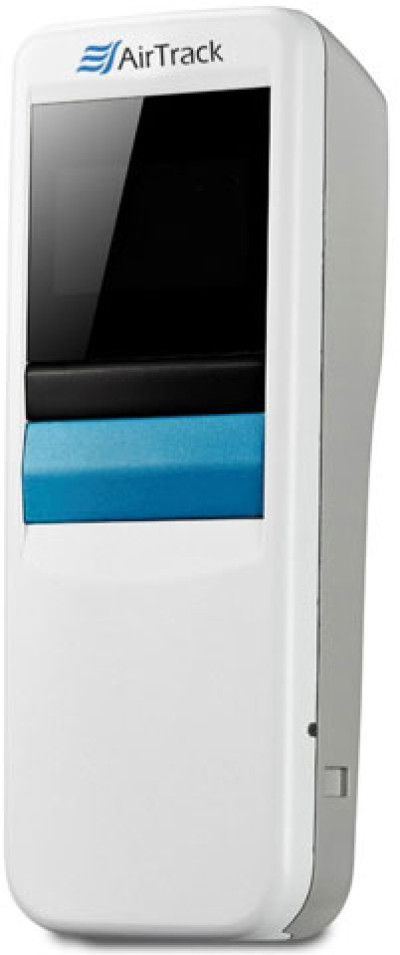 AirTrack SP2 Barcode Scanner