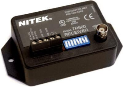Nitek TR560 Active Receiver Wireless Video Transmitter/Receiver