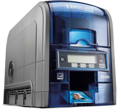 535500-002 - Datacard SD260 Plastic ID Card Printer