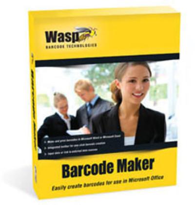 633808105167 - Wasp BarcodeMaker Bar code Software