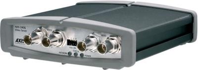 Axis 240Q Surveillance Camera