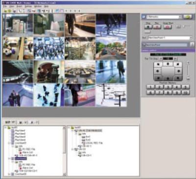 JVC VN-S400U Network/IP Video Software