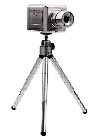 BadgePlus Parts Security Camera