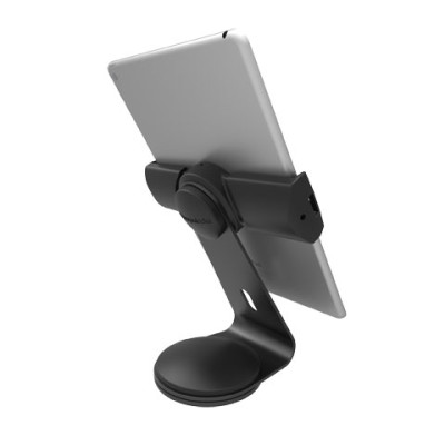 Compulocks Brands Inc. Cling Stand Universal Tablet Security Stand Customer/Pole Display