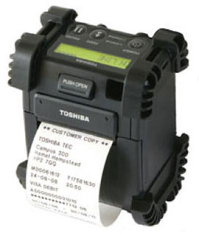 Toshiba B-EP2 Mobile Printer