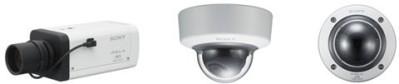 Sony Electronics Ipela EX Security Camera