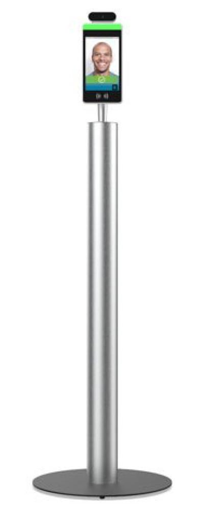 Barcodes Temperature Screening Kiosk Pedestal Fixed/Vehicle Mount Data Terminal
