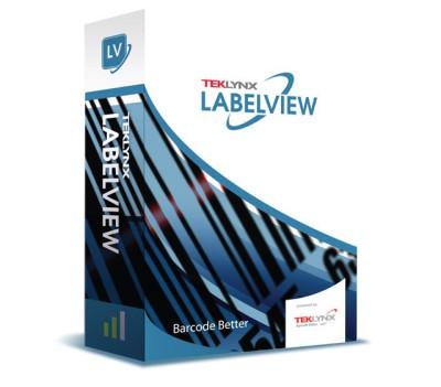 LV19PRN55YVOL - Teklynx LABELVIEW 2019 Bar code Software