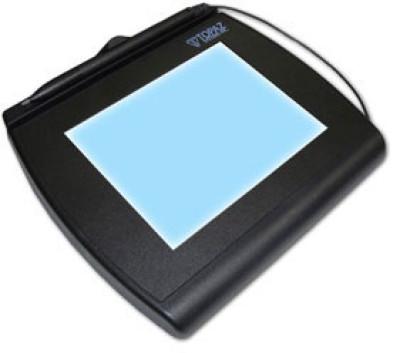 Topaz SignatureGem LCD 4x5 Signature Capture Pad