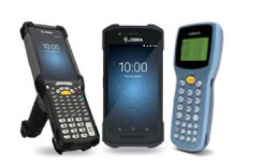 Denso Parts Handheld Mobile Computer