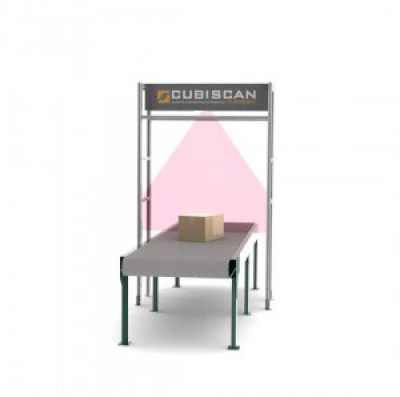 CubiScan 210-SS Shipping Scale