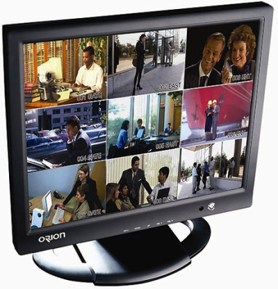 Orion 17RTV LCD CCTV Security Monitor