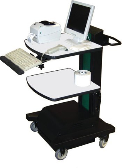 Newcastle Systems NB Series Mobile Powered Workstations Mobile Cart