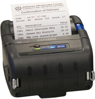 Citizen CMP-30II Mobile Printer