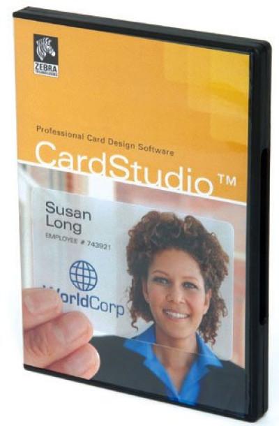 Zebra ZMotif CardStudio ID Card Software