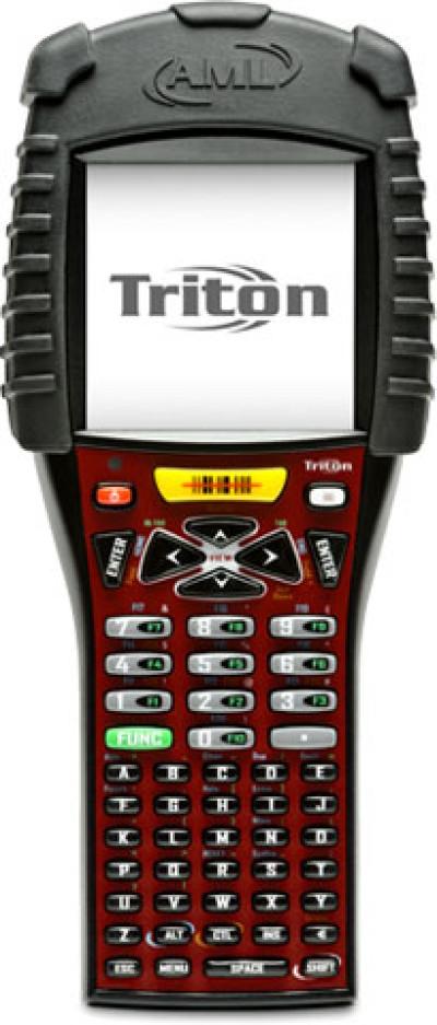 AML Triton Handheld Computer