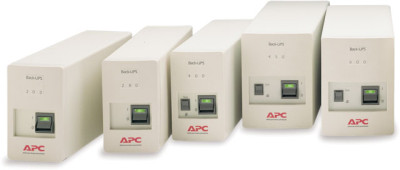 APC Back-UPS Series Power Device Accessories