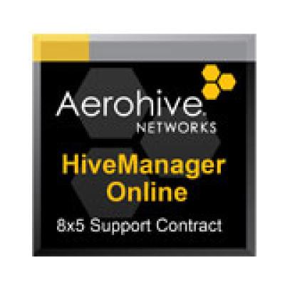 AH-HMOL-8x5-1YR-AC-230 - Aerohive HiveManager