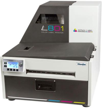 Afinia Label L801 Color Label Printer