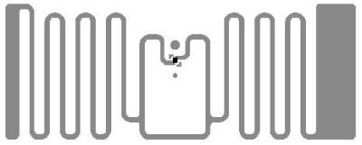 Alien HiScan RFID Inlay RFID Tag