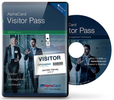 Visitor Pass Entry