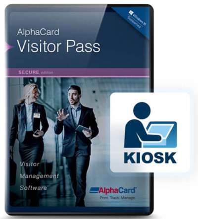 Visitor Pass Kiosk