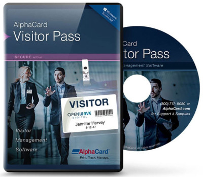 Visitor Pass Secure Client