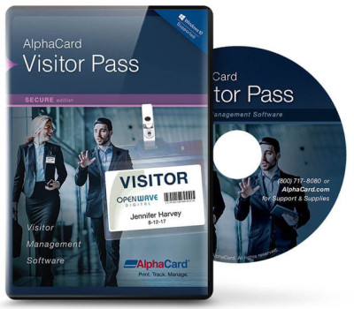 Visitor Pass Secure
