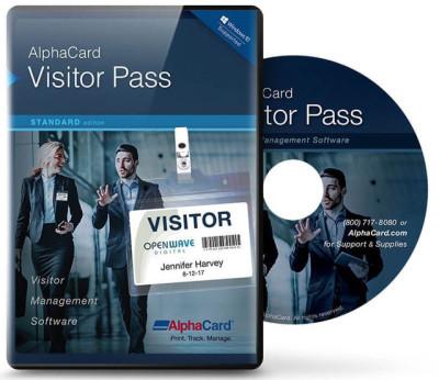 Visitor Pass Standard