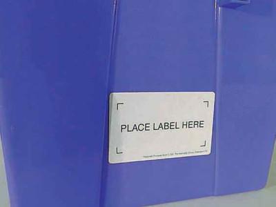 BCI Placard