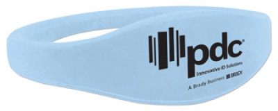 BCI Smart Rewearable Mifare 1K Wristband RFID Wristband